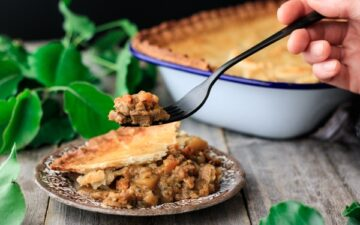 forkful of dingle pie