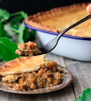 forkful of dingle pie