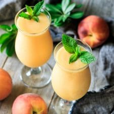 Virgin peach daiquiri tasty 2 225x225